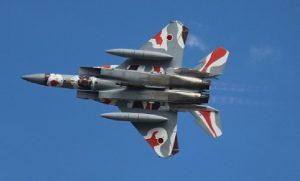 航空自衛隊の主力機!F-15J
